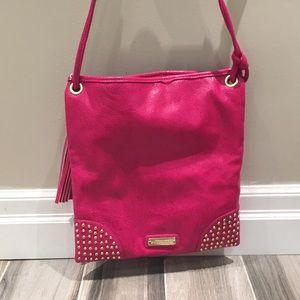Worn once Pink Steve Madden bag
